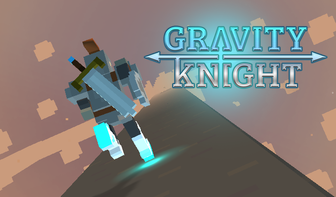 Gravity Knight Part 1: We Made a Game.